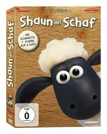 Shaun das Schaf - Special Edition 1 [5 DVDs]