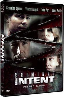 Criminal intent [FR Import]