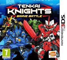 Tenkai Knights Battle 3DS
