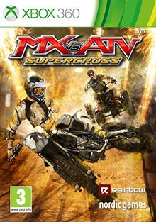 MX Vs ATV: Supercross (XBOX 360) [UK IMPORT]