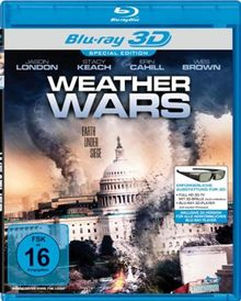 Weather Wars [3D Blu-ray]