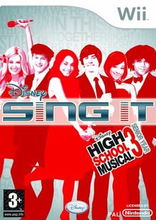 Disney Sing It: High School Musical 3 Senior Year [UK Import]