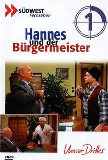 Hannes und dr Bürgermeister - DVD 01