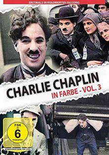 Charlie Chaplin in Farbe - Vol. 3