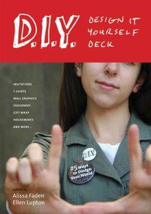 D.I.Y.: Design Deck: Cards