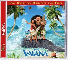 Vaiana-Das Original-Hörspiel zum Film