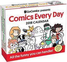 Gocomics Presents Comics Every Day 2018 Calendar