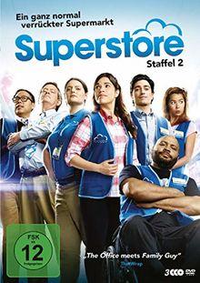 Superstore - Staffel 2 [3 DVDs]