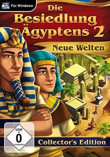 Die Besiedlung Ägyptens 2 - Collector's Edition [PC]