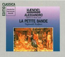 Händel: Alessandro (Gesamtaufnahme) (ital.)