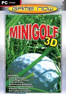 Game Now: Minigolf 3D