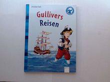 Gullivers Reisen / Jonathan Swift. Neu erzählt von Wolfgang Knape. Mit Bildern von Wolfgang Slawski / Der Bücherbär : 2. Klasse Klassiker für Erstleser