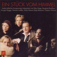Ein Stück Vom Himmel-Lieder Jüdischer Komponisten