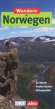 Wandern in Norwegen. DuMont aktiv: 35 Touren. Exakte Karten. Höhenprofile