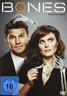 Bones - Season Eight [6 DVDs]