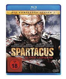 Spartacus: Blood and Sand - Season 1 [Blu-ray]