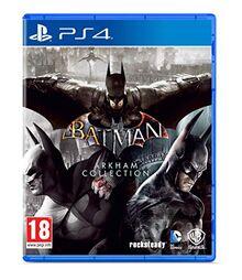 PS4 Batman Arkham Collection PEGI Deutsch Playstation 4