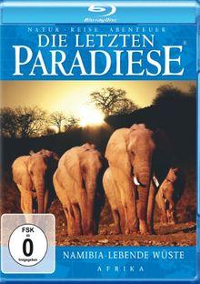 Die letzten Paradiese (Blu-ray) - Namibia - Lebende Wüste - Afrika