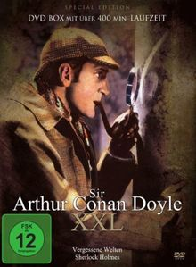 Sir Arthur Conan Doyle XXL Box [Special Edition] [2 DVDs]