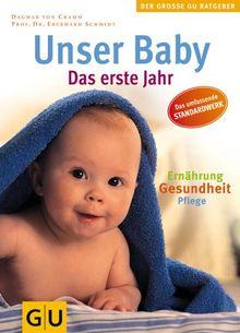 Unser Baby. Das erste Jahr. Pflege, Ernährung, Gesundheit. Das umfassende Standardwerk