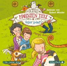 Die Schule der magischen Tiere, Band 2: Voller Löcher!: 2 CDs