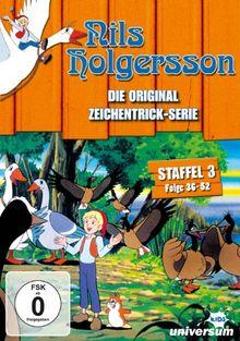 Nils Holgersson - Staffel 3 [3 DVDs]