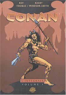 Conan l'Intégrale, Tome 1 :