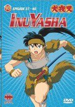 InuYasha, Vol. 10, Episode 37-40