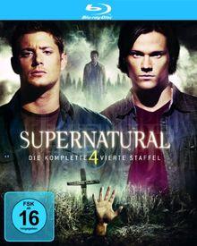 Supernatural - Die komplette vierte Staffel [Blu-ray]