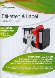 Etiketten & Label DruckStudio
