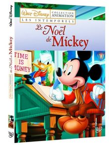 Disney animation collection vol. 7 : le noël de mickey