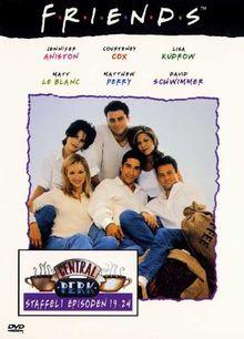 Friends, Staffel 1, Episoden 19-24