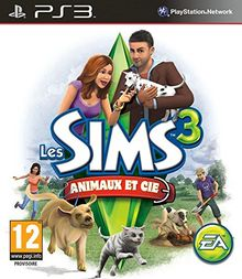 Third Party - Les Sims 3 - Animaux & Cie Occasion [ PS3 ] - 5030931103278