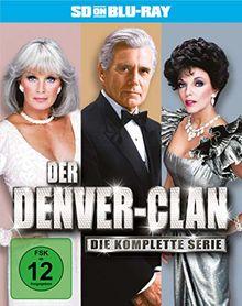 Der Denver Clan - Gesamtbox - SD on Blu-ray (exklusiv bei Amazon.de)