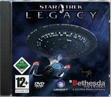 Star Trek Legacy (DVD-ROM) [Software Pyramide]