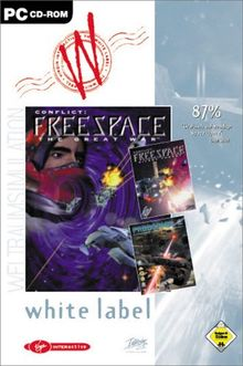 Freespace 1+2 Battle Pack [White Label]