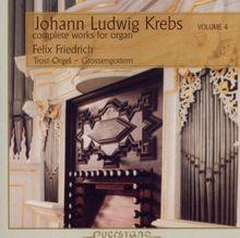 Krebs Komplette Orgelwerke Vol. 4