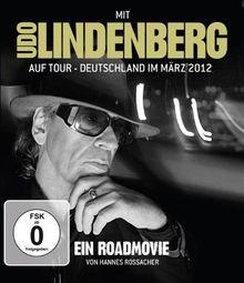 Udo Lindenberg - Mit Udo Lindenberg auf Tour - Deutschland im März 2012 [Blu-ray]