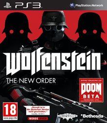 Wolfenstein: The New Order [AT - PEGI] - [PlayStation 3]