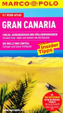 Gran Canaria: Reisen mit Insider-Tipps, Sprachführer und Reise-Atlas