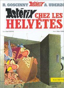 Asterix, französische Ausgabe, Bd.16 : Asterix chez les Helvetes; Asterix bei den Schweizern, französische Ausgabe (Astérix)