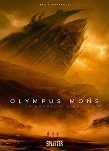 Olympus Mons. Band 1: Anomalie Eins