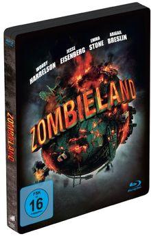 Zombieland (Limited Steelbook Edition) [Blu-ray]