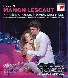 Giacomo Puccini - Manon Lescaut [Blu-ray]