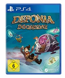 Deponia Doomsday (PS4 Deutsch)
