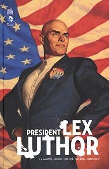 President Lex Luthor
