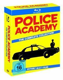 Police Academy Collection (7 Discs) (exklusiv bei Amazon.de) [Blu-ray]