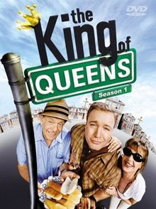 The King of Queens Staffel 1 [4 DVDs]