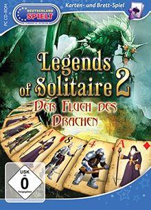 Legends of Solitaire 2 - Der Fluch des Drachen (PC)