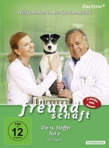In aller Freundschaft - Die 15. Staffel, Teil 2, 18 Folgen [5 DVDs]